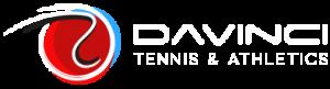 davinci-tennis-logo-weiss-neu