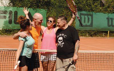 Lerne Tennis spielend leicht – einfach mit Fast Learning