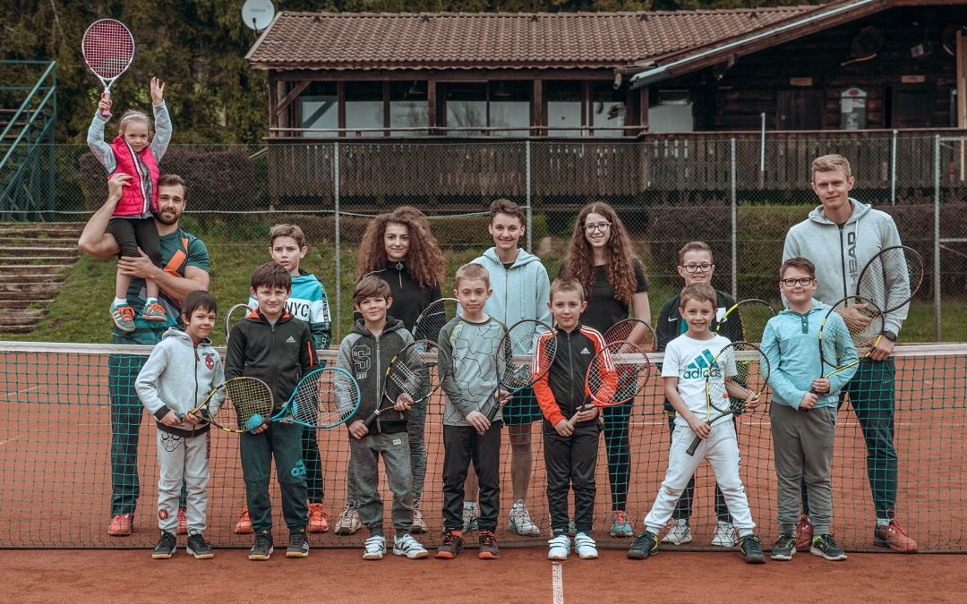 Unsere DAVINCI TennisFAMILIE
